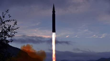 North Korea claims it successfully tested new 'HYPERSONIC' missile system