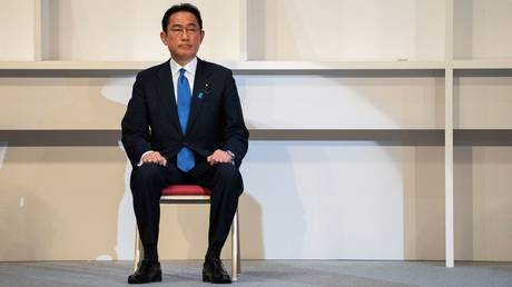 Japan's former FM Kishida set to become next prime minister after winning ruling party vote
