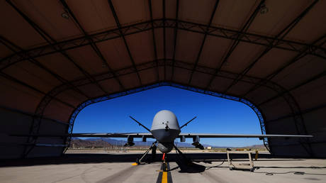 Taliban demands US respect Afghan airspace after alleged drone incursions