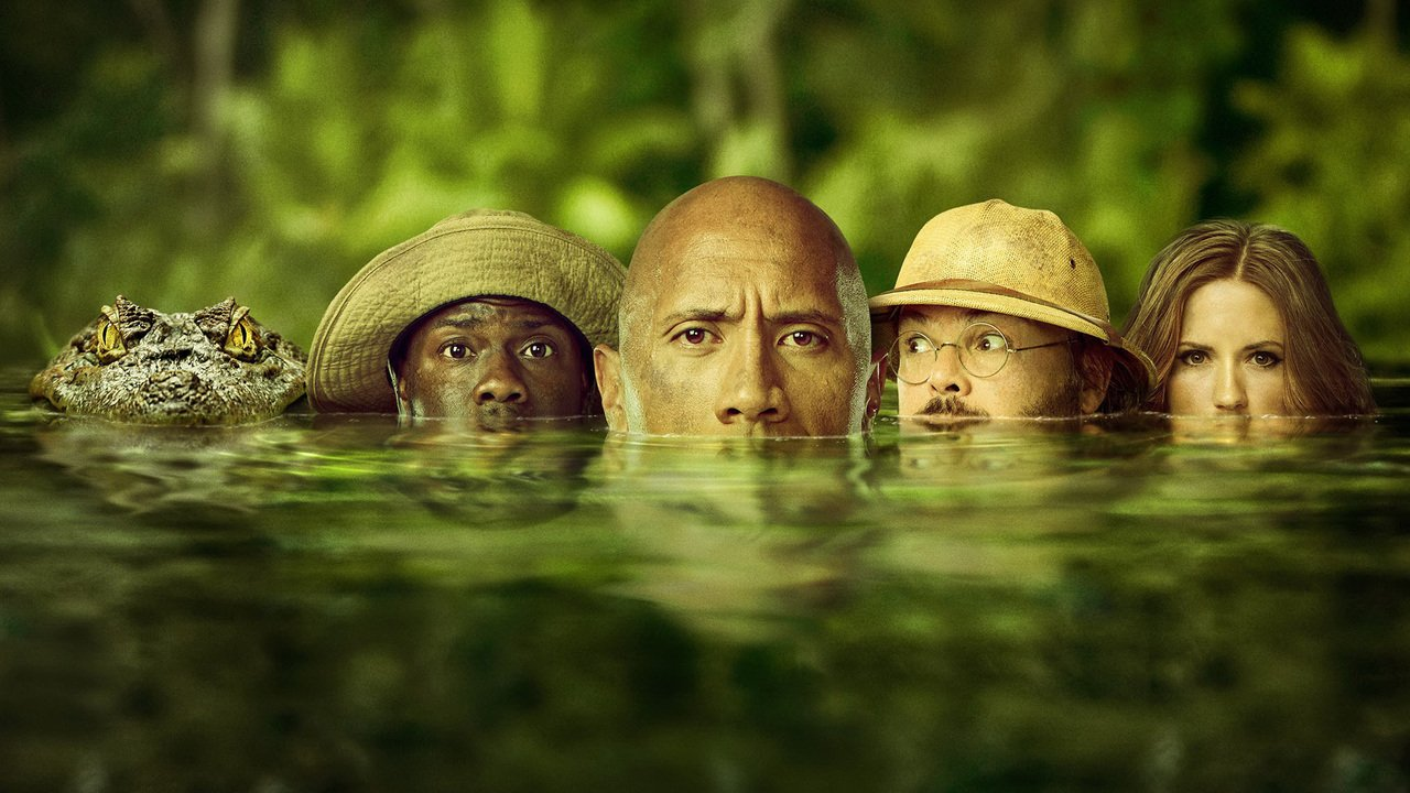 The Upcoming Jumanji Theme Park Ride Looks Like It Found The Perfect Inspiration