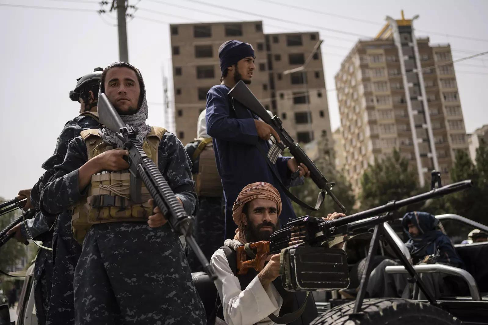Taliban: US drones must stop entering Afghanistan