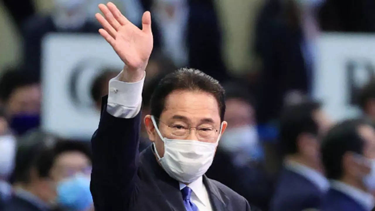 Japan's next PM Kishida vows to reshape ruling party