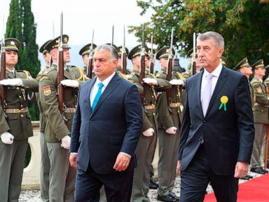Czech, Hungarian leaders warn of Afghan migration