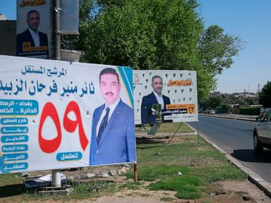 Iraq's top Shiite cleric calls for high voter turnout