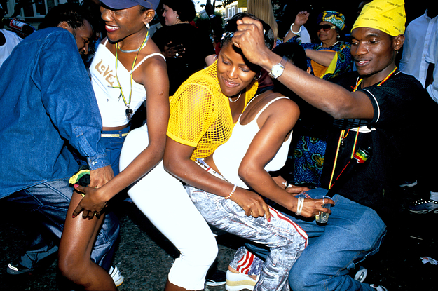 London's Famous Notting Hill Carnival Is Canceled This Year, But Here's A Look Back At The Party